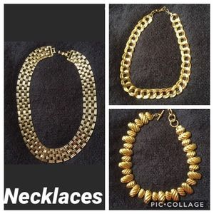 💛 Gold Chain Bundle